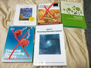 UniSIM (SUSS) Textbooks for sale!