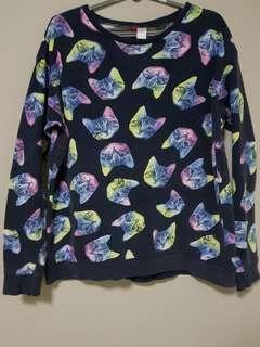 H&M Cat Pullover