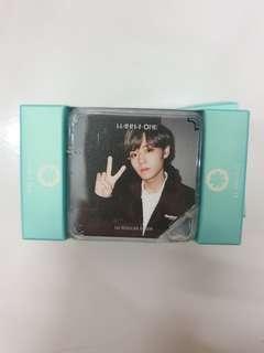 [wts jihoon] wanna one power of destiny album kihno ver
