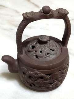 Unique Vintage Teapot