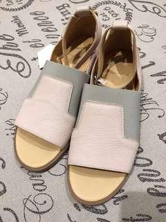 Sandal Nude MM6