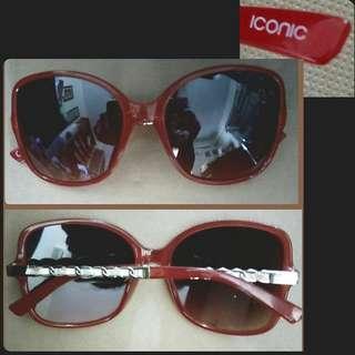Large Square Sunglasses