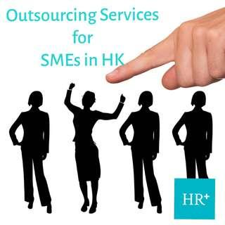 Outsourcing HR/Finance/Audit (for SMEs in HK)