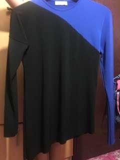 Kashieca Two-Toned Long sleeves Medium
