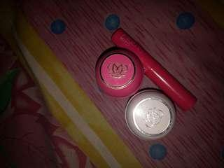 Tender Care Oriflame Get 2 + Lip Colour Change Maybelline