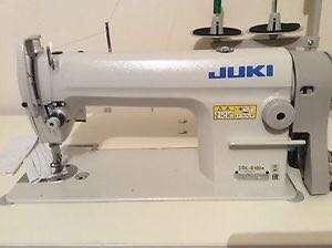 JUKI DDL 8100e LOCKSTITCH MACHINE