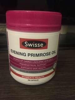 Swisse Evening primrose oil