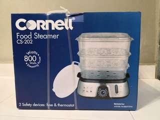 Cornell food steamer