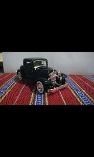 Vintage toy car collection 1932 ford coupe
