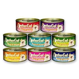 Aatas Cat Food 80g