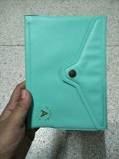 Academy Notes Binder Notebook (Mint Green)