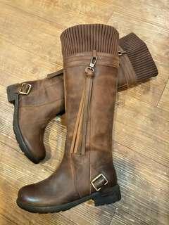 🚚 復古馬靴