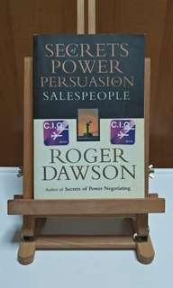 Secret of Power Persuasion for Salespeople