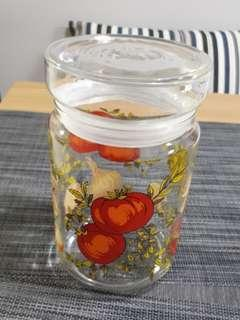 Airtight Glass Food Storage Jar