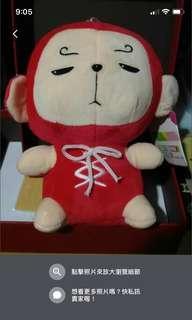 🚚 紅色小猴#可換物
