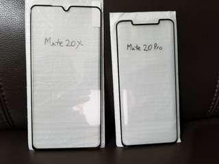 Tempered glass for Mate20 pro and Mate20 X