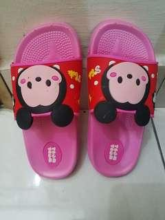 Girl's Slippers (Tsum Tsum)