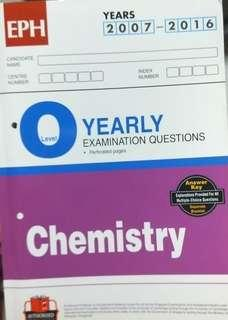 Chemistry TYS