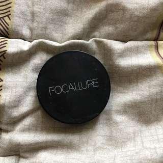 Focallure single eyeshadow rosegold