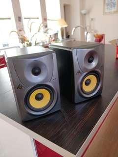 Studio Monitor Speaker (Pair)