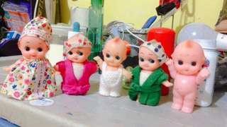 Kewpie baby dolls