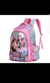🚚 Frozen Bag | school bag | Elsa |xmas | christmas gift