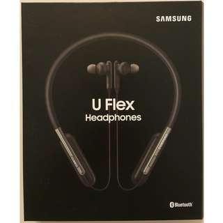 (全新未使用) Samsung 三星 UFlex Headphone 簡約頸環式藍牙耳機