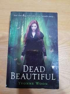 Dead beautiful the book