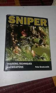 Sniper..traning.techniques and weapons