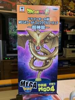 Mega WCF龍珠 超神龍 MG04 DB超
