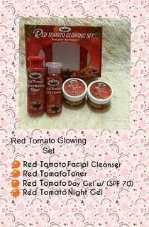 Red Tomato Glowing Set