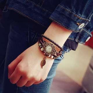 女裝手錶 手繩款