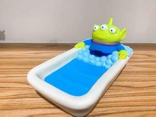 三眼仔 Alien 玩具總動員 絕版 肥皂盒