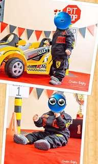 Car Racing costume