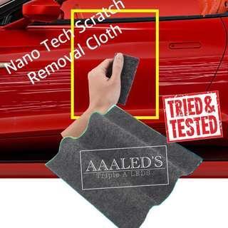🚚 Nano Tech Scratch / Water Marks Scratch Removal Cloth
