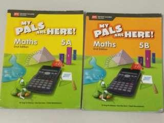 Maths P5 My Pals are here