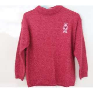 Unisex Knitted Sweater  ( Age 9 - 10 )