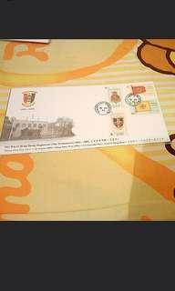 🈹 15蚊包郵 1854-1995 皇家香港軍團(義勇軍) 首日封 一九九五年八月十六日  #sellfaster