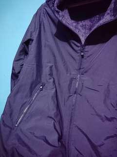 Jacket uniqlo running XL