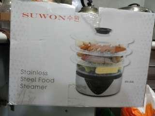 Suwon Food Steamer 全新座枱式蒸爐