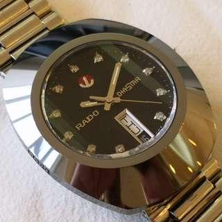RADO DIASTAR Automatic Mechanical Watch (雷達 DIASTAR 自動機械手錶)