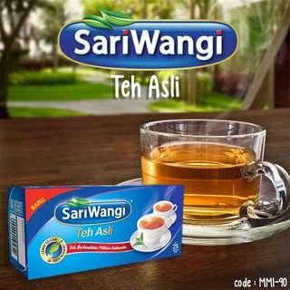 Sariwangi Tea - 25pcs