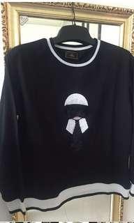 老佛爺 衛衣 hoodie sweater