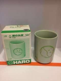 全新 HARO 絕版茶杯