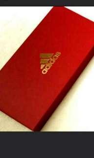 #sellfaster 5盒減價促銷 全新 Adidas 利是封 Red Pockets 1盒10個