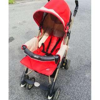 #TGV3 Chicco Ct 0.1 Stroller