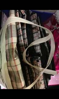 🍒利隆袋 BIG NYLON BAGS (brand new)