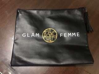 Zalora Glam Femme Cosmetics Pouch