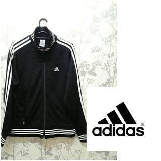 Adidas Climalite Black Jacket