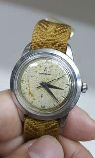 Breitling vintage watch 古董錶 30mm
